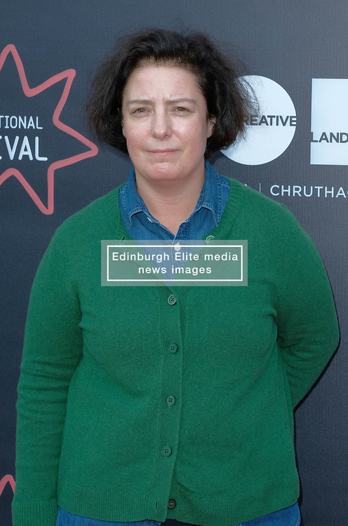 Edinburgh International Film Festival, Thursday, 21st June 2018<br /> <br /> Jury Photocall<br /> <br /> Pictured:  Grainne Humphreys of the International Jury<br /> <br /> (c) Alex Todd | Edinburgh Elite media