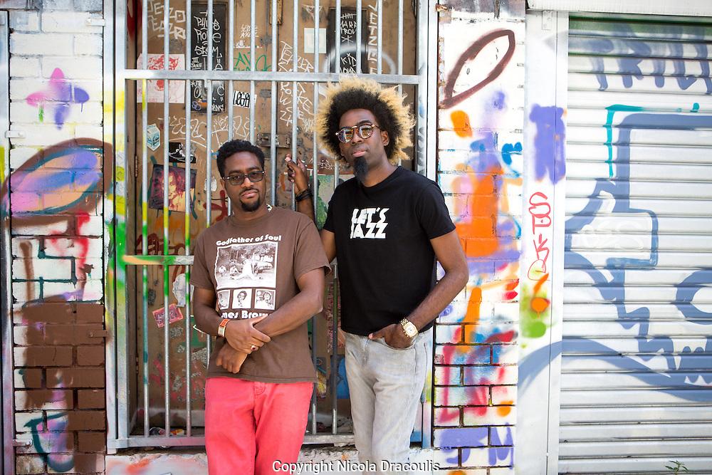 Yunior Terry & Axel Tosca