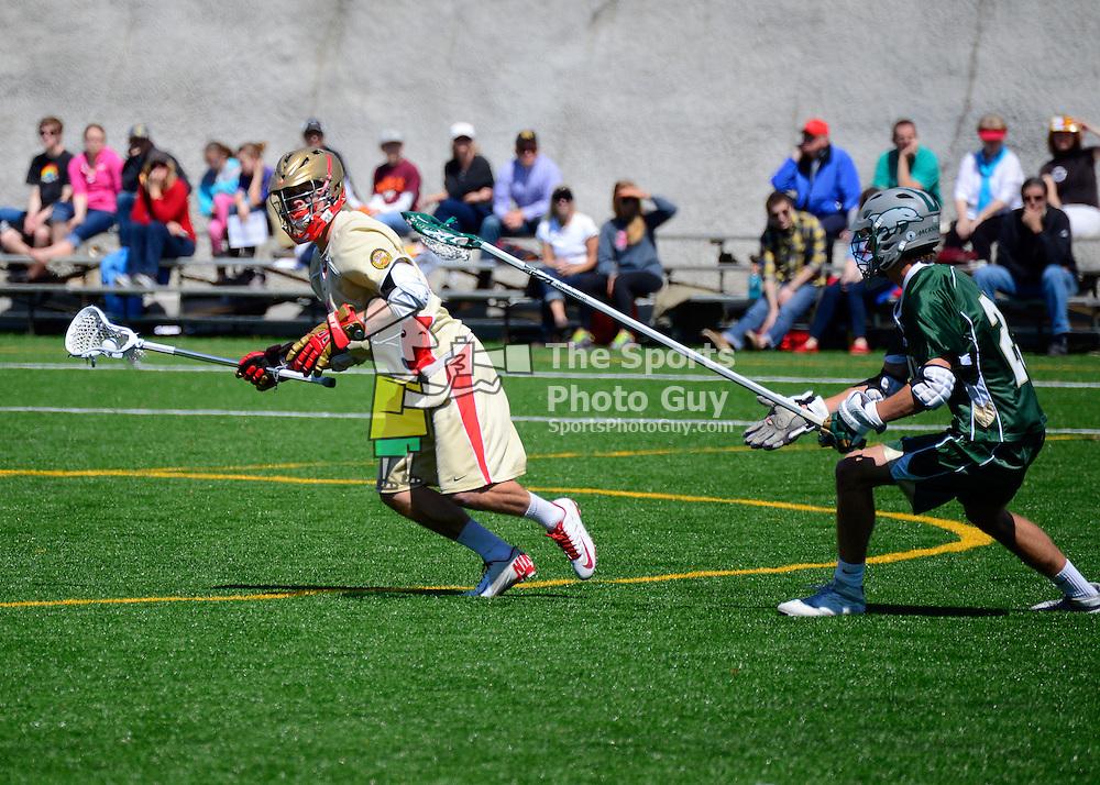 NCAA Men's Lacrosse: Jacksonville knocks off VMI, 13-8