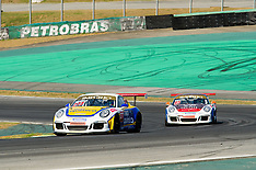 Brazilian Porsche GT3 Cup Championship 2018 free practice - 27 July 2018
