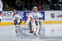 KELOWNA, CANADA - FEBRUARY 5: Pepsi Players on February 5, 2016 at Prospera Place in Kelowna, British Columbia, Canada.  (Photo by Marissa Baecker/Shoot the Breeze)  *** Local Caption ***