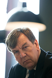 © Licensed to London News Pictures . 17/07/2015 . Manchester , UK . JOHN WHITTINGDALE OBE , MP for Maldon and Secretary of State for Culture Media and Sport , visits new arts venue HOME , in Manchester . Photo credit: Joel Goodman/LNP