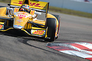 March 20-23, 2013 - St. Petersburg Grand Prix. Hunter-Reay, Ryan, Andretti Autosport