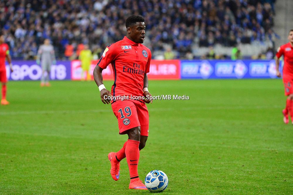 Serge AURIER    - 11.04.2015 -  Bastia / PSG - Finale de la Coupe de la Ligue 2015<br />Photo : Dave Winter / Icon Sport