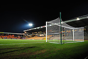 A general view of Vale Park, home of Port Vale FC, prior to the Sky Bet League 1 match between Port Vale and Southend United at Vale Park, Burslem, England on 26 February 2016. Photo by Mike Sheridan.