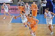 DESCRIZIONE : Cagliari Qualificazioni Europei 2011 Italia Olanda<br /> GIOCATORE : Angela Gianolla<br /> SQUADRA : Nazionale Italia Donne<br /> EVENTO : Qualificazioni Europei 2011<br /> GARA : Italia Olanda<br /> DATA : 29/08/2010 <br /> CATEGORIA : Palleggio<br /> SPORT : Pallacanestro <br /> AUTORE : Agenzia Ciamillo-Castoria/GiulioCiamillo<br /> Galleria : Fip Nazionali 2010 <br /> Fotonotizia : Cagliari Qualificazioni Europei 2011 Italia Olanda<br /> Predefinita :