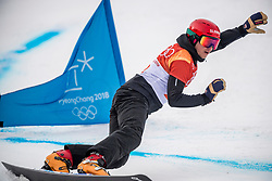 24-02-2018 KOR: Olympic Games day 15, PyeongChang<br /> Parallel Giant Slalom / Zan Kosir SLO