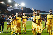 Sporting Charleroi and Club Brugge KV - 24 Sep 2017