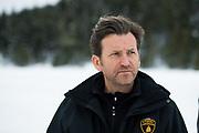 Lamborghini Winter Accademia program, Lac Sacacomie Quebec. Justin Bell