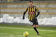 G&Ouml;TEBORG - 2018-02-18: Adam Andersson i BK H&auml;cken springer med bollen under matchen i Svenska Cupen, grupp 4, mellan BK H&auml;cken och IFK V&auml;rnamo den 18 februari 2018 p&aring; Bravida Arena i G&ouml;teborg, Sverige.<br /> Foto: Anders Ylander/Ombrello<br /> ***BETALBILD***