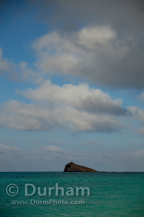 A small island from the coast of Espanola Island, Galapagos Archipelago - Ecuador.
