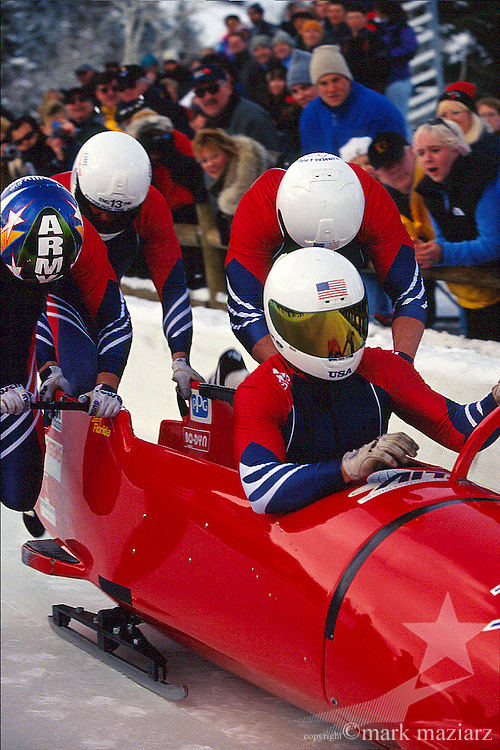 Bobsled World Cup 2/01