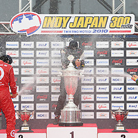 2010 INDYCAR RACING JAPAN