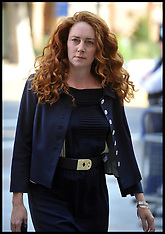 Rebekah Brooks in Court 3-9-12