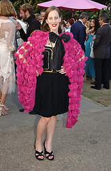 LIZ GOLDWYN at the Serpentine Gallery Summer party sponsored by Yves Saint Laurent held at the Serpentine Gallery, Kensington Gardens, London W2 on 11th July 2006.<br /><br />NON EXCLUSIVE - WORLD RIGHTS