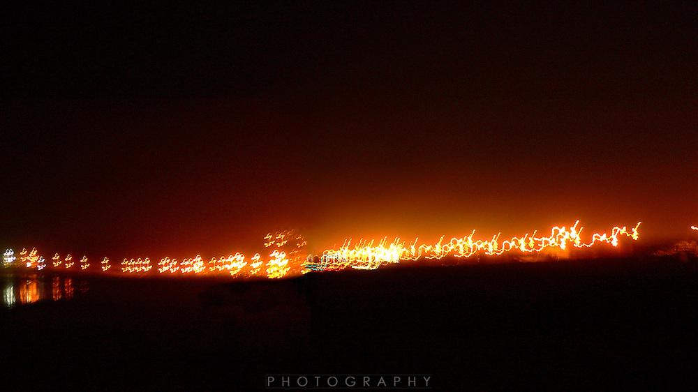 Ocean Beach. Burn baby burn...Photo by Jason Doiy.1-17-06