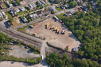 Aerial Photos of Ralls Ave. property for Realty Associates Properties, LLC.