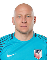 Concacaf Gold Cup Usa 2017 / <br /> Us Soccer National Team - Preview Set - <br /> Bradley Edwin Guzan
