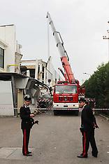 20120520 MORTO GERARDO CESARO NELL'AZIENDA TECOPRESS