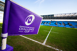 European rugby branding - Mandatory by-line: Dougie Allward/JMP - 18/01/2020 - RUGBY - Ricoh Arena - Coventry, England - Wasps v Bordeaux-Begles - European Rugby Challenge Cup