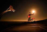 redbull dunk the sun<br /> san pedro<br /> basketball<br /> <br /> Anthony Davis