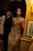 Margot Stilley. Artists Independent Networks  Pre-BAFTA Party at Annabel's co hosted by Charles Finch and Chanel. Berkeley Sq. London. 11 February 2005. . ONE TIME USE ONLY - DO NOT ARCHIVE  © Copyright Photograph by Dafydd Jones 66 Stockwell Park Rd. London SW9 0DA Tel 020 7733 0108 www.dafjones.com