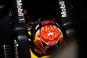 February 26, 2017: Circuit de Catalunya. Max Verstappen (DEU), Red Bull Racing, RB13