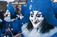 Suisse, Carnaval de Bâle // Switzerland, Basle carnival