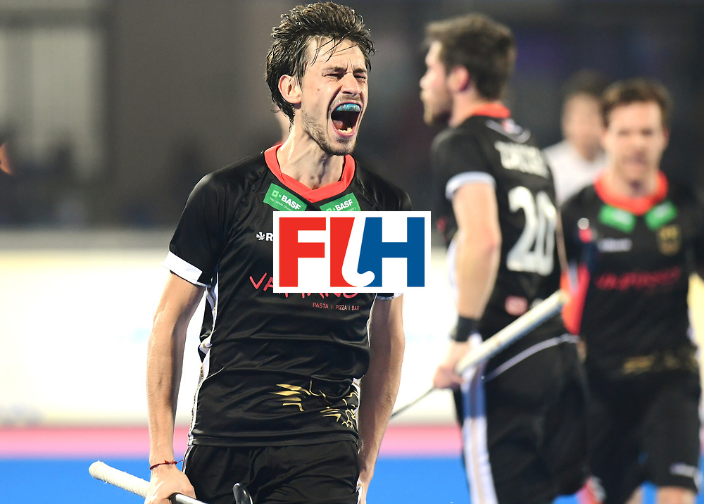 Odisha Men's Hockey World League Final Bhubaneswar 2017<br /> Match id:16<br /> Germany v Netherlands<br /> Foto: Florian Fuchs (Ger) <br /> COPYRIGHT WORLDSPORTPICS FRANK UIJLENBROEK