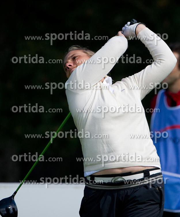 04.09.2010, Golfclub Foehrenwald, Wiener Neustadt, AUT, Golf, Ladies Golf Open Round 2, im Bild Virginie Lagouette Clement (FRA), EXPA Pictures 2010, PhotoCredit: EXPA/ S. Trimmel