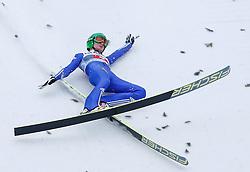 04.01.2014, Bergisel Schanze, Innsbruck, AUT, FIS Ski Sprung Weltcup, 62. Vierschanzentournee, Bewerb, im Bild Denis Kornilov (RUS) // Denis Kornilov of Russia during Competition of 62nd Four Hills Tournament of FIS Ski Jumping World Cup at the Bergisel Schanze, Innsbruck, Austria on 2014/01/04. EXPA Pictures © 2014, PhotoCredit: EXPA/ Peter Rinderer