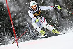 PRANGER Manfred of Austria during the 1st Run of Men's Slalom - Pokal Vitranc 2013 of FIS Alpine Ski World Cup 2012/2013, on March 10, 2013 in Vitranc, Kranjska Gora, Slovenia.  (Photo By Vid Ponikvar / Sportida.com)