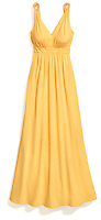 gypsy yellow sundress ankle length