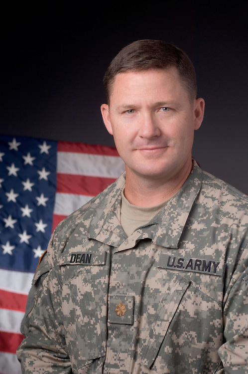 17785ROTC: Major Mark M. Dean