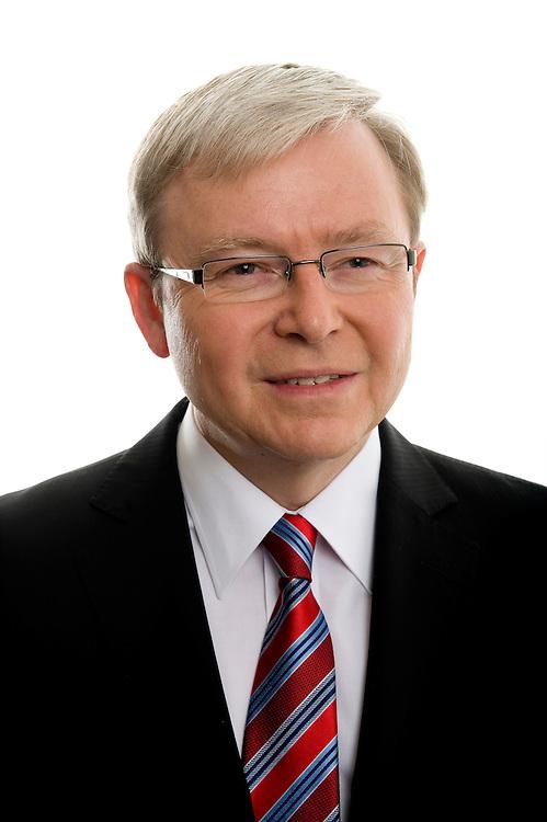 Australian Prime Minister Kevin Rudd