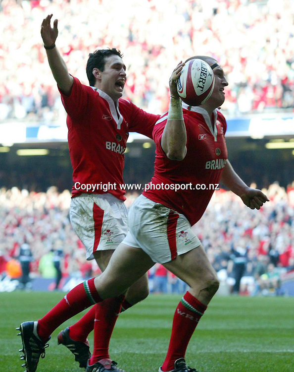 19/3/2005 Six (6) Nations Rugby.<br />