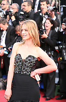Heike Makatsch attends the gala screening of Lawless at the 65th Cannes Film Festival. The screenplay for the film Lawless was written by Nick Cave and Directed by John Hillcoat. Saturday 19th May 2012 in Cannes Film Festival, France.