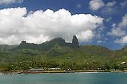 Hakahau, Mt. Otave, Ua Pou, Marquesas, French Polynesia<br />