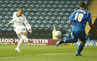 Photo: Aidan Ellis.<br /> Rochdale v Wycombe Wanderers. Coca Cola League 2. 16/09/2006.<br /> Wycombe's  Jonny Dixon scores the second goal