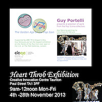 Heart Throb - Creative Innovation Centre Taunton