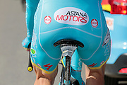 BELGIUM  / BELGIE / BELGIQUE / HARELBEKE / CYCLING / WIELRENNEN / CYCLISME / KLASSIEKER / 59TH RECORD BANK E3 HARELBEKE / UCI WORLD TOUR / UCI WORLDTOUR /  HARELBEKE TO HARELBEKE 206 KM / ASS SAVER / ASTANA PRO TEAM / CORIMA /