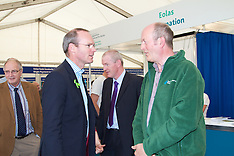 CRRU Ireland with minister Coveney in the Dept of Agriculture