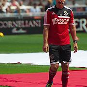 Amsterdam, 25-07-2013. Zo'n 20.000 fans waren naar de Amsterdam Arena gekomen voor de Open dag van Ajax. De spelers werden gepresenteerd  en trainden in de Arena. Foto: Frank de Boer.