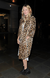 Sienna Miller attends LFW: Mathew Williamson - s/s 2014 catwalk show in London 15/09/2013<br />BYLINE MUST READ : GOTCHAIMAGES.COM<br /><br />Copyright by © Gotcha Images Ltd. All rights reserved.<br />Usage of this image is conditional upon the acceptance <br />of Gotcha Images Ltd, terms and conditions available at<br />www.gotchaimages.com