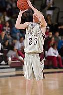 OC Men's Basketball vs Southern Nazarene.January 25, 2008.95-84 OT loss