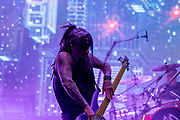 Korn performs on May 3, 2019 at Metropolitan Park in Jacksonville, Florida (Photo: Charlie Steffens/Gnarlyfotos)