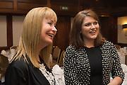 SIAN LLOYD; FFION EMYR, An evening of entertainment at St James Court in support of the redevelopment of St Fagans National History Museum. In the spirit of the court of Llywelyn the Great . St. James Court Hotel. London. 17 September 2015<br />  <br /> Noson o adloniant yn St James Court i gefnogi ail-ddatblygiad Sain Ffagan Amgueddfa Werin Cymru