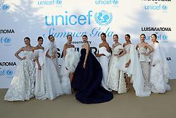 Heidi Klum and Tom Kaulitz attending the UNICEF Gala in Porto Cervo, Sardinia. 10 Aug 2018 Pictured: Heidi Klum, Tom Kaulitz. Photo credit: Antonello Tavera / MEGA TheMegaAgency.com +1 888 505 6342