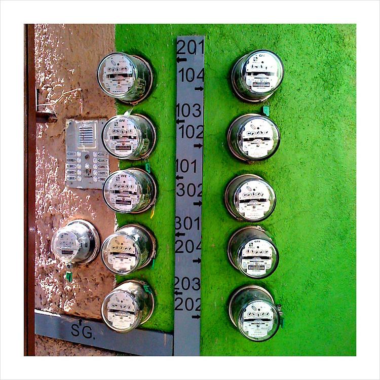 Power. Tlaquepaque, Mexico. 04/09 (iPhone image)