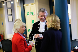 High Sheriff's Legal Service at Lincoln Cathedral: Lincoln Cathedral Solemn Evensong attended by the High Sheriff, Her Majesty's Judges and members of the Legal Profession.<br /> <br /> Picture: Chris Vaughan Photography<br /> Date: January 25, 2018